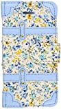 iDress Floral Style Trunk Case for iPhone 5s/5c/5 (Blue)