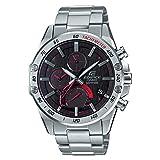 [カシオ] 腕時計 エディフィス スマートフォンリンク EQB-1000XYD-1AJF メンズ シルバー