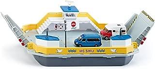 SIKU 1750 Preassembled maqueta de Barco, Bote y Submarino - maquetas de Barcos, Botes y submarinos (Preassembled, De plástico, Multicolor)