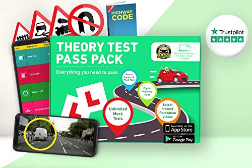 Theory Test Pack 2020 / 21 - UK Driving Theory & Hazard Perception