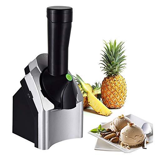 IJsmachine, IJsmachine, Frozen Fruit Dessert Softijsmachine, Heerlijke originele zelfgemaakte ijsmachine voor Frozen Fruitsorbet Make, Draagbaar, Makkelijk te gebruiken, 200W