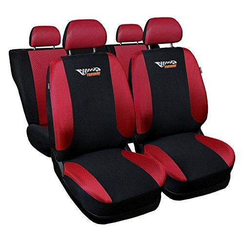 GSC Sitzbezüge Universal Schonbezüge kompatibel mit Nissan Qashqai