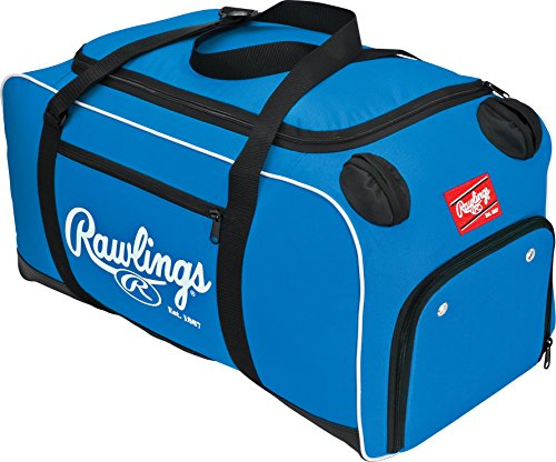 RAWLINGS Covert Player Borsone, Unisex, Royal Blue