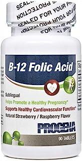 Sponsored Ad - Progena Meditrend - B-12 Folic Acid Sublingual 90t