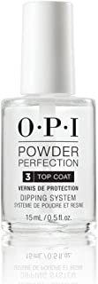 OPI Powder Perfection 3 Top Coat #DPT30 Dipping System 15ml