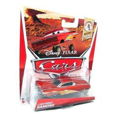 Disney PIXAR CARS - Lightning Ramone - Retro Radiator Springs #3/8