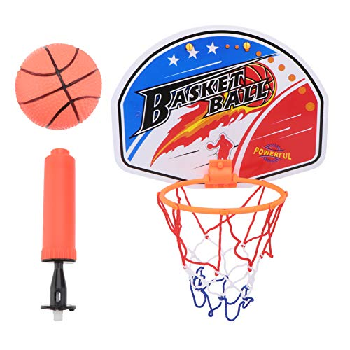 IMIKEYA Mini Indoor Basketball Hoop Kids Toddler Basketball Hoop Toys...