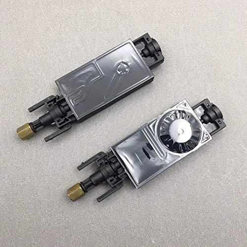 Durable Printer Parts 10PCS DX5 UV Ink Damper Fit for Mimaki JV33 JV5 CJV150 Fit for Epson TX800 XP600 Eco Solvent Plotter Printer UV Ink Dumper Wit Connector (Color : Damper),Colo