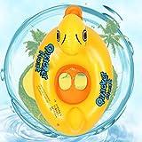 Warmwin Schwimmring Schwimmring aufblasbares Baby-Schwimmbadzubehör Ring Badring aufblasbarer Doppelfloßring Spielzeug-A