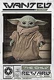 Close Up The Mandalorian Wanted Baby Yoda The Child, Grogu