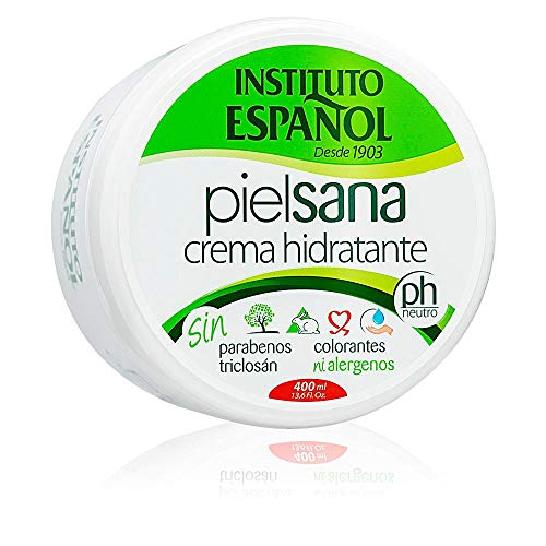 Instituto Español Piel Sana Crema Corporal Hidratante - 400 ml