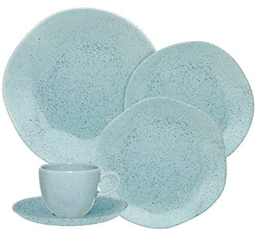 Memomad Oxford Blue Bay 30 - Vajilla de porcelana