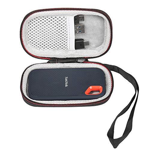 Wynian Hart Reise Tasche für SanDisk Extreme Portable SSD 250GB / 500GB / 1TB Tragetasche