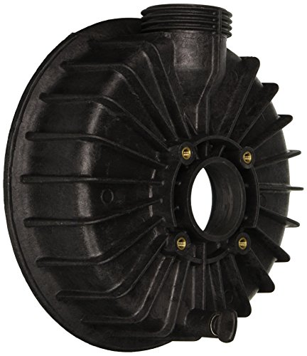 Pentair 355468 Black Front Housing Replacement Challenger High Flow and High Pressure Inground Pump