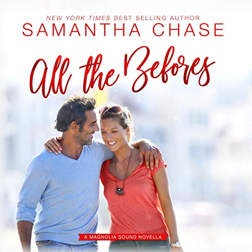 All the Befores audiobook cover art