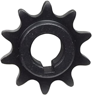 AlveyTech 10 Tooth #40/#41/420 Chain Sprocket for 20 & 30 Series Torque Converters (5/8
