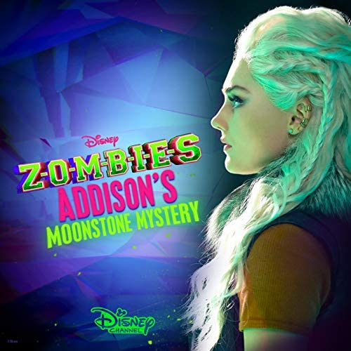 Meg Donnelly & Cast of ZOMBIES: Addison's Moonstone Mystery