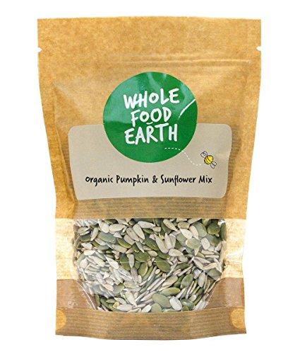Wholefood Earth Organic Omega 4 Seed Mix, 3 kg