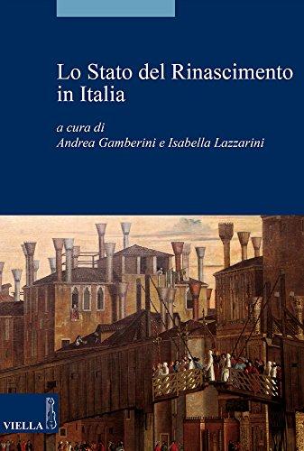 Lo Stato del Rinascimento in Italia