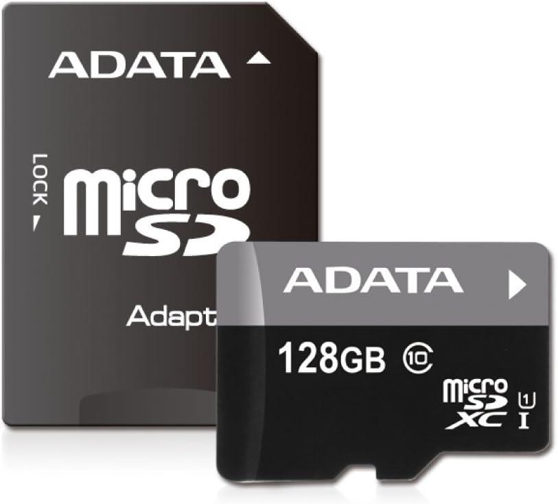 Adata Premier Microsd 16gb Speicherkarte Schwarz Grau Computer Zubehör