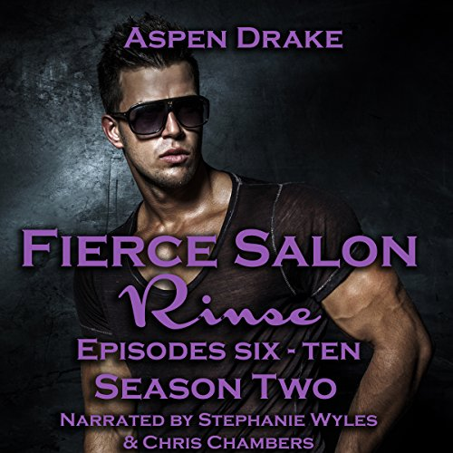 Fierce Salon - Rinse: Season Two audiobook cover art