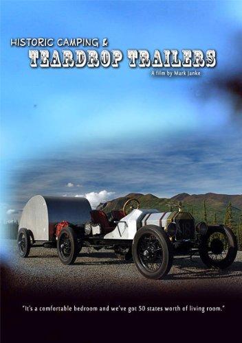 Historic Camping & Teardrop Trailers