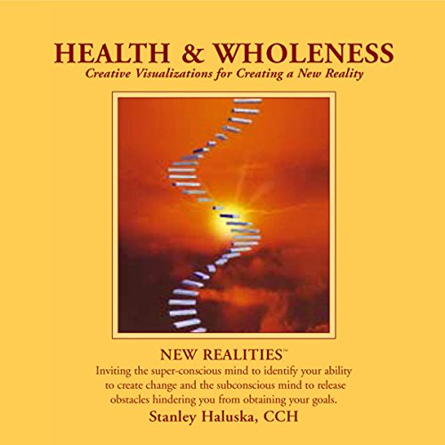 Health & Wholeness audiobook cover art