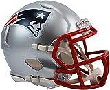 Riddell New England Patriots Revolution Speed Mini Football Helmet - NFL Mini Helmets