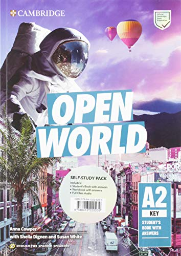 Open World Key Self-study Pack Student's Book with
