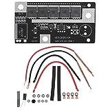 Spot Welder PCB Circuit Board, 12V 90-150A Battery Energy Storage Spot Welder PCB Circuit Board for 18650/26650/32650 Lithium Battery