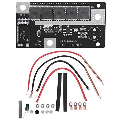 Placa de Circuito PCB para Soldador por Puntos, Módulo de Control Tiempo Batería Portátil Almacenamiento de Energía Kit Soldadur