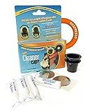 cleanercaps Nespresso Cápsulas pulitrici Grupo dispensador 2piezas + 4
