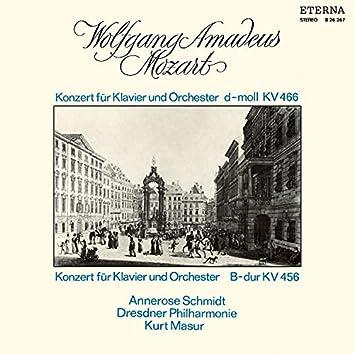 Mozart: Klavierkonzerte No. 18 & 20