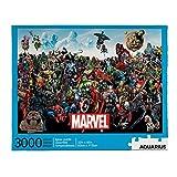 Marvel Comics - Cast 3000 Piece Jigsaw Puzzle