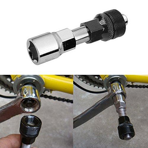 XQxiqi689sy Pedal-Kurbelgarnitur, Tretlager-Demontage, Fahrrad-Kurbelabzieher