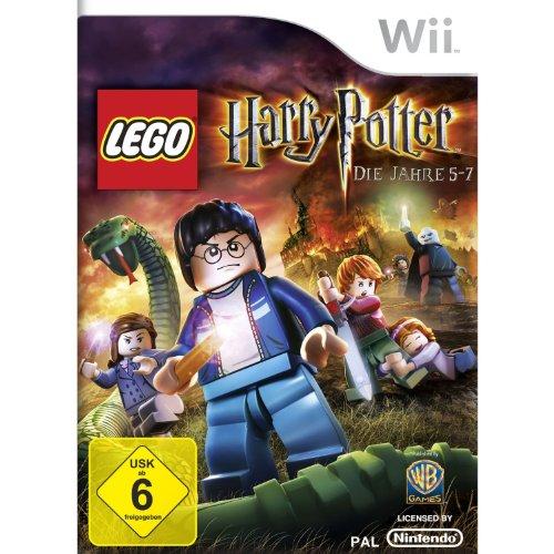 Lego Harry Potter - Die Jahre 5 -7 [Nintendo Wii]
