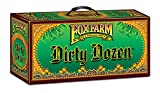FoxFarm FX14109 Dirty Dozen Starter Kit Nutrients & Additives
