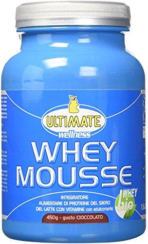 Ultimate Italia Whey Mousse Cioccolato 450g