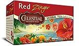 CELESTIAL SEASONINGS - Red Zinger Herb Tea - 20 Tea Bags