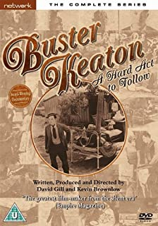 Buster Keaton: A Hard Act to Follow [Import anglais] by David Gill & Kevin Brownlow