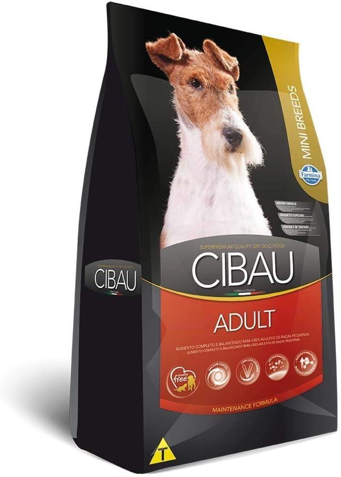 Ração Cibau Adulto para Cães Adultos de Raças Pequenas, 15kg Farmina