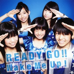 Dream5 - Ready Go!! / Wake Me Up! (CD+DVD) [Japan CD] AVCD-48464