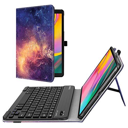 funda con teclado samsung galaxy tab a 10.1 de la marca Fintie