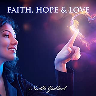 Faith, Hope and Love audiobook cover art
