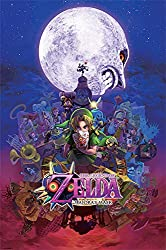The Legend of Zelda pack posters Majoras Mask 61 x 91 cm (5)