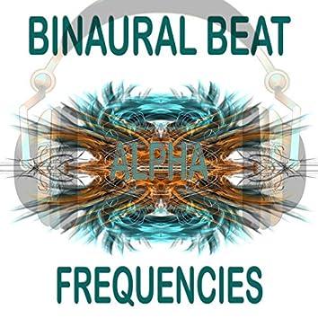Binaural Beat Alpha Frequencies