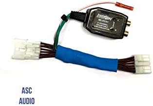Add An Amp Amplifier Adapter Interface to Factory OEM Car Stereo Radio System for Select Vehicles - Add Subwoofer Bass Amp...