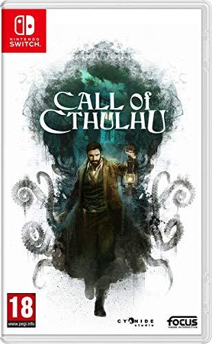 Call of Cthulhu - Nintendo Switch [Edizione: Regno Unito]