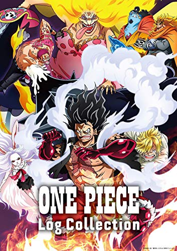 """ONE PIECE Log Collection """"LEVELY"""" [DVD]"""