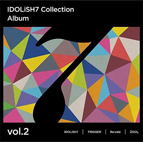 【Amazon.co.jp限定】アイドリッシュセブン Collection Album vol.2(メーカー特典:スペシャルフォトブック)(メガジャケット4枚セット)